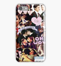 Klaine Collage iPhone Case/Skin