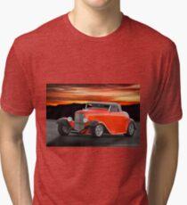 1932 Ford 'Sunrise' Roadster I Tri-blend T-Shirt