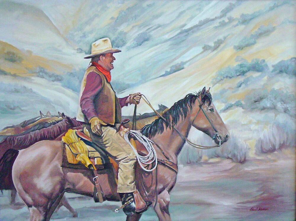 The Duke by Christi Werner