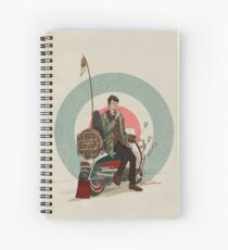 Jimmy Spiral Notebook