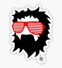 M O M O - 1 0 0 % W O O L Sticker