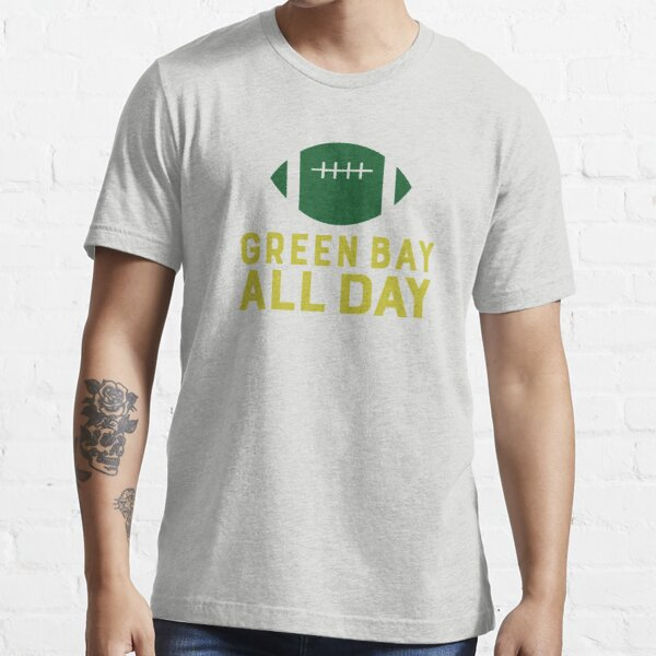 Green Bay All Day Essential T-Shirt