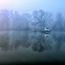 Foggy Morning by Eileen McVey