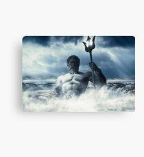 Lienzo Poseidón