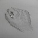 Hand (Study) by stevetg101