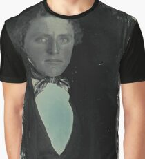 Young Faces from the past Series by Adam Asar, No 126 Graphic T-Shirt