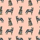 Australian Cattle Dog blue heeler dog breed gifts for cattle dog owners by PetFriendly
