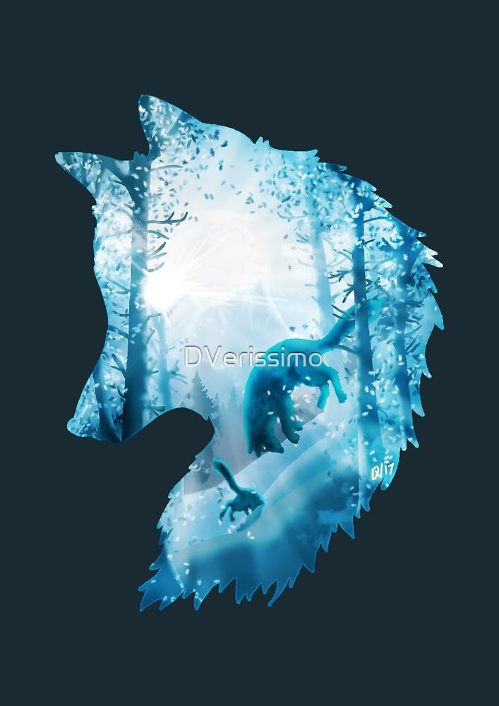 Fox's Winterland by DVerissimo
