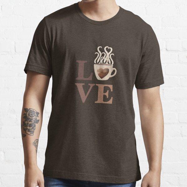 Coffee Love Essential T-Shirt