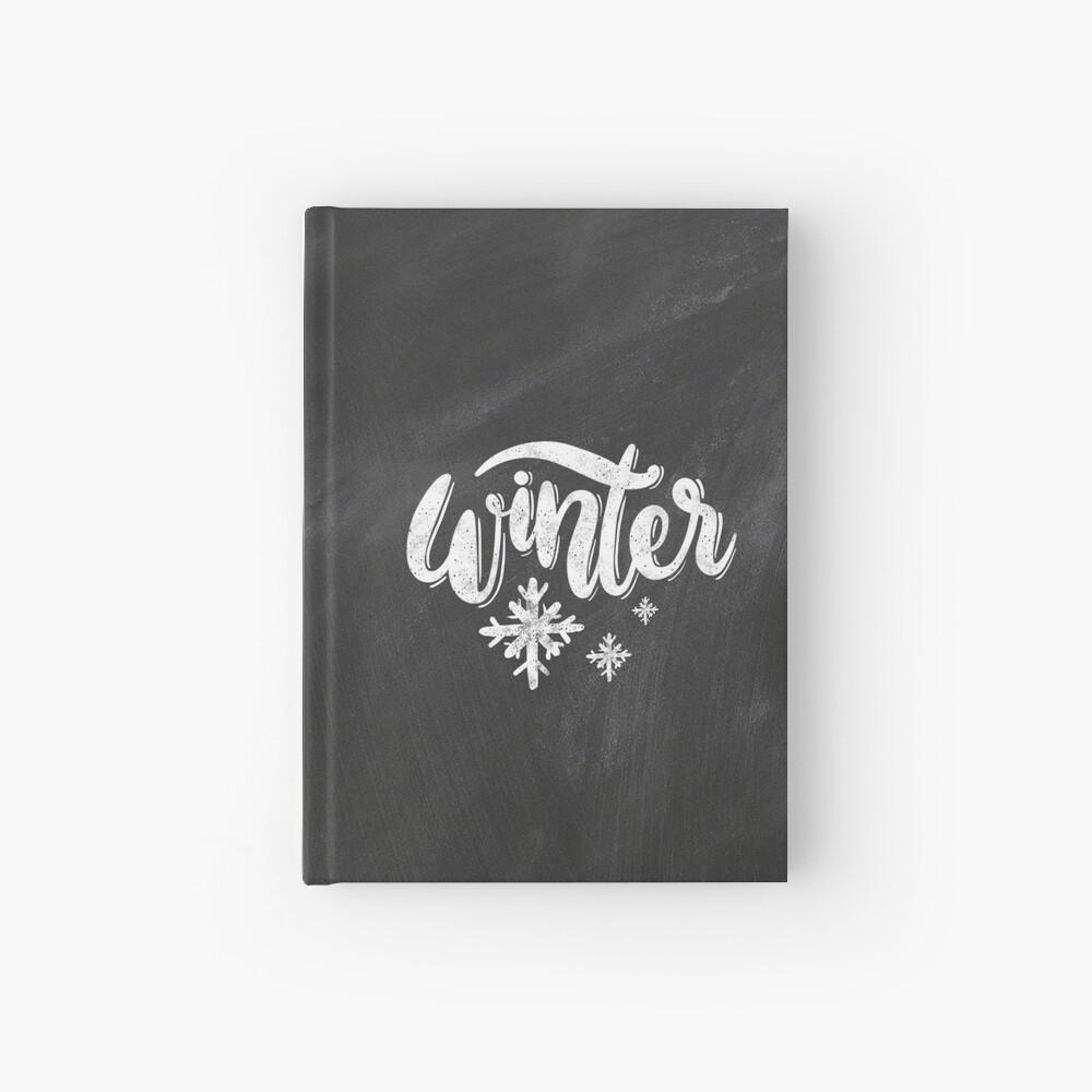Winter magic Hardcover Journal