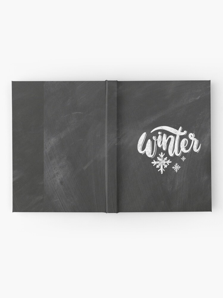Alternate view of Winter magic Hardcover Journal