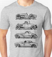 Bugatti Heritage  Unisex T-Shirt