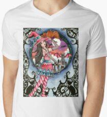 Aelita - Halloween Witch Men's V-Neck T-Shirt