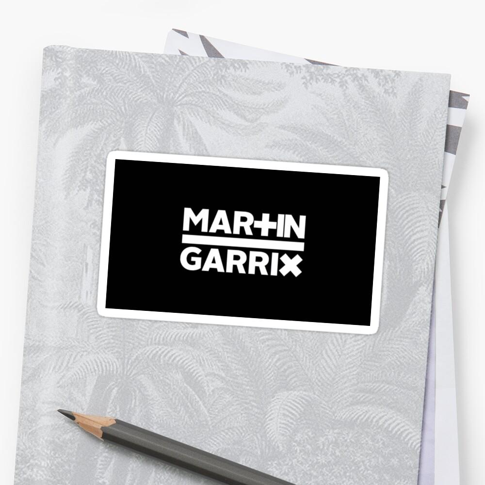 Martin Garrix Wallpaper Stickers By WouterGent