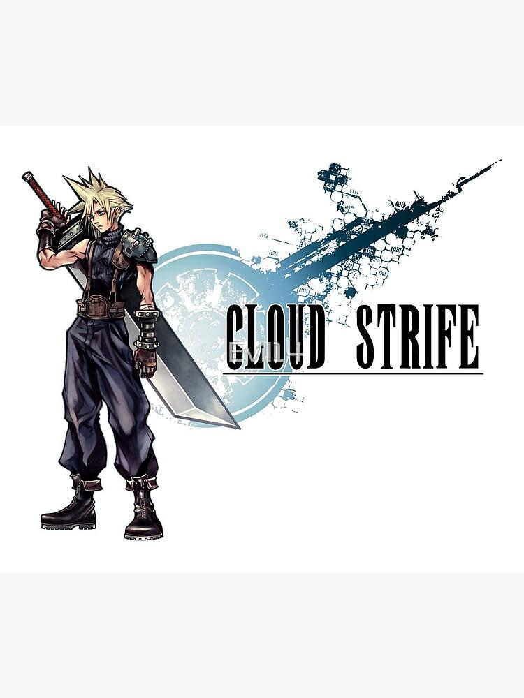 Cloud Strife von Evil14