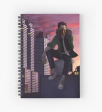 Overhaul / Kai Chisaki BNHA Villain I-Phone/Android Cases, Prints, Pillows + more Spiral Notebook