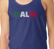 Italia flag Tank Top