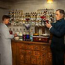 Pharmacy - The mixologist 1905 by Michael Savad