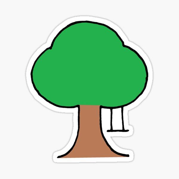 Swing Sticker