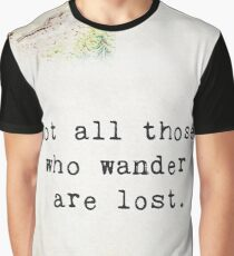 Not all Graphic T-Shirt
