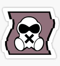 Rainbow Six Siege - Mute Icon Sticker