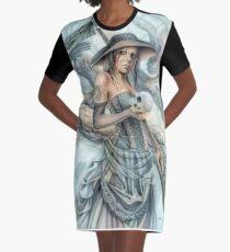 Vampyre Graphic T-Shirt Dress