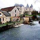 Chateau de Verteuil by Pamela Jayne Smith