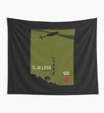 5th ID LRSD Reunion Wall Tapestry