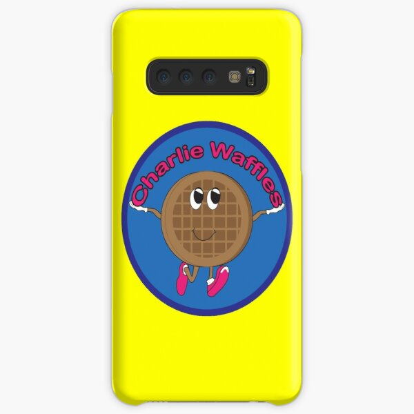 Charlie Waffles! Samsung Galaxy Snap Case