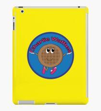 Charlie Waffles! iPad Case/Skin
