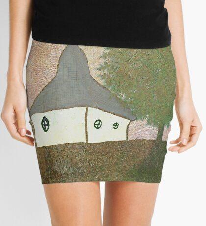 The Little Chapel on the Hill Mini Skirt