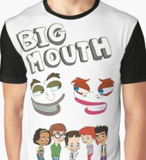 Big Mouth Monsters Graphic T-Shirt