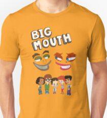 Big Mouth Monster Slim Fit T-Shirt