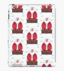 HO HO HO Mr.Santa iPad Case/Skin