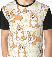 Corgi cute corgi Graphic T-Shirt