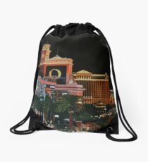 Mochila saco Las Vegas Strip Painting Oil on Canvas