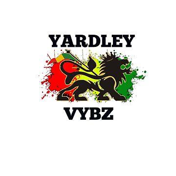 Reggae vybz  by Mauiwaves