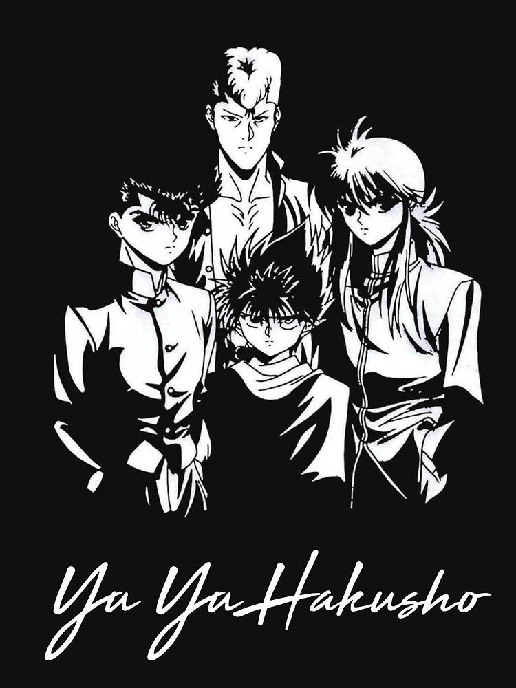 Yu Yu Hakusho Group by DonLeed