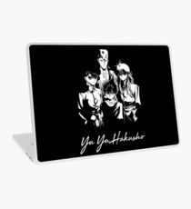 Yu Yu Hakusho Group Laptop Skin