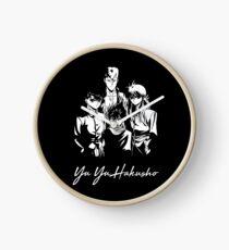 Yu Yu Hakusho Group Clock