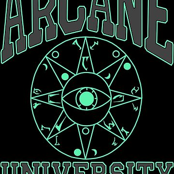 Arcane University by Hardtreads