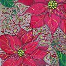 Poinsettia by JoyMurray