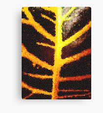 Highway abstract Canvas Print