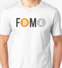 FOMO - FEAR OF MISSING OUT T-Shirt
