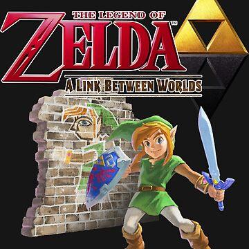 Zelda - A Link Between Worlds by Relderf