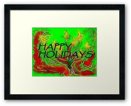 HAPPY HOLIDAYS! by Gili Orr