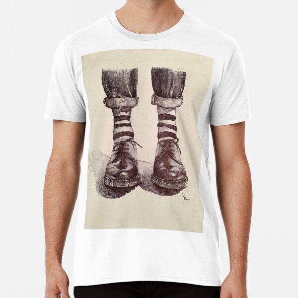 Dr Martens et chaussettes T-shirt premium