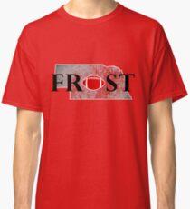 FROST TEES | FROST RESTORE NEBRASKA FOOTBALL TRADITION COACH T-SHIRT Classic T-Shirt