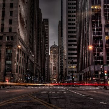 City Streets by NuanceArt
