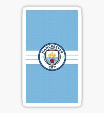Manchester City phone case Sticker
